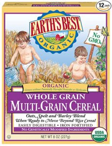 12-Pack Cereal Whole Multigrain