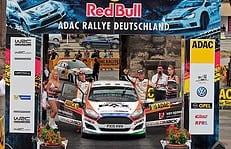 Mats van den Brand - Ford Fiesta R2 - Rallye Deutschland 2015