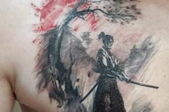 Allstar Tattoo - Japanisches Motiv