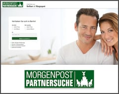 Morgenpost Partnersuche