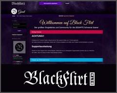 Black Flirt - Gothic & Metal Singles