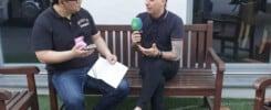 Chris Barker Anti-Flag