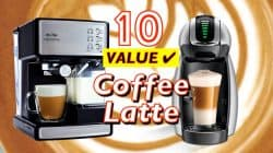 Best Coffee Latte Maker Machines