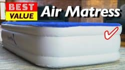 Best Value Air Mattress for Indoor and Outdoor
