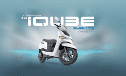 TVS iQube: TVS's First E-Scooter Launched, Futuristic Design with a Few Hiccups