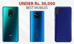 Best Mobiles Under Rs. 30,000 in Nepal: Features and Specs