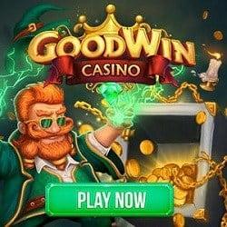 GoodWin Casino   220 free spins + 1,500€ free bonus   Review