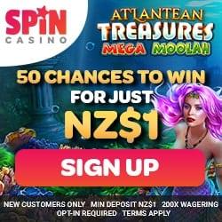 50 free spins bonus