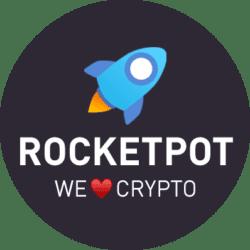 Rocketpot logo banner