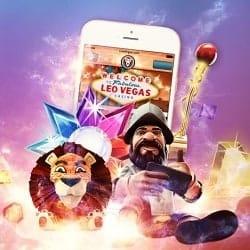LeoVegas.com 20 free spins no deposit bonus on registration