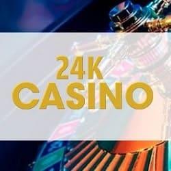 24KCasino exclusive bonus for new players