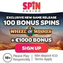 No Deposit Bonus Microgaming Casino (Spin)