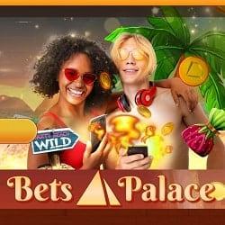 BetsPlace Casino new logo banner