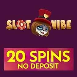 SlotVibe Casino logo new