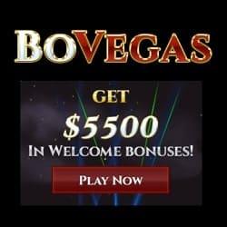 $25 free chip code + $5500 welcome bonus