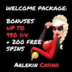 Arlekin Register and Play