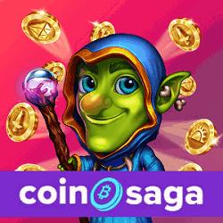 CoinSaga Casino banner