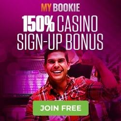 MyBookie Casino banner 250x250