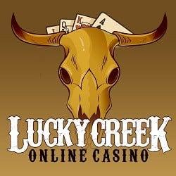 Lucky Creek Casino $50 no deposit bonus + $3,690 free chip codes