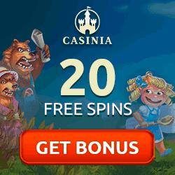 20 No Deposit Free Spins