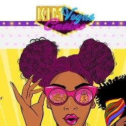Kim Vegas Casino logo new