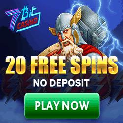 7Bit 20 free spins Platinum Lightining