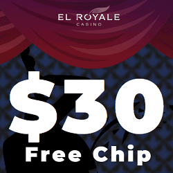 No Deposit Bonus El Royale