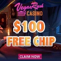 $100 free bonus code
