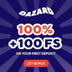 100 FS New Player Bonus