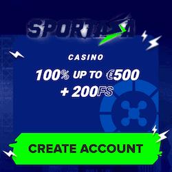 Sportaza Casino bonus banner 250x250
