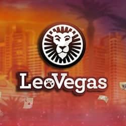 Leo Vegas Casino €1,600 deposit bonus and 200 free spins - Mobile OK