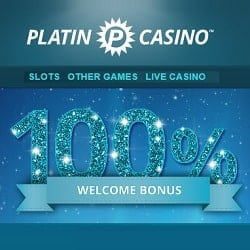 Platin 20 free spins on Book of Dead