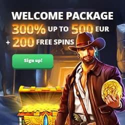 Exclusive Welcome Bonus & Free Rounds!
