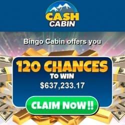 Cash Cabin free chances