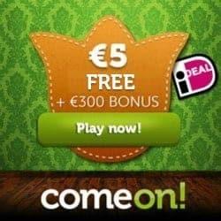 ComeOn Casino banner 250x250