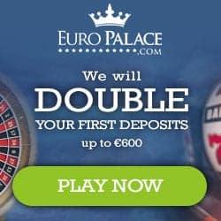 100 free spins & 300% bonus money up to €600