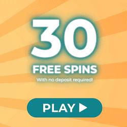30 Gratis Spins Bonus