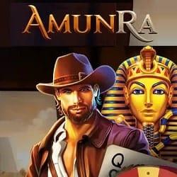 AmunRa Casino banner logo 250x250