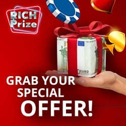 5 EUR Free Gift, no deposit needed
