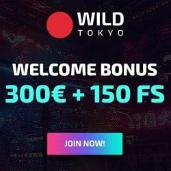 Wild Tokyo free spins