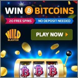 How to get 20 free spins no deposit bonus to Wildblaster Casino?