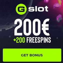 Exclusive Bonus at G Slots Casino