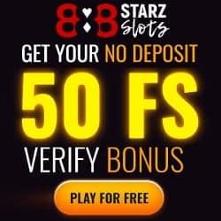 888Starz Casino Exclusive Bonus Banner