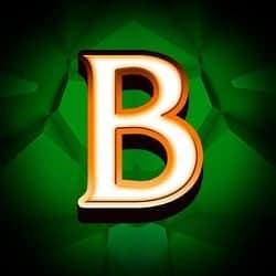 Brazino777 Casino green logo