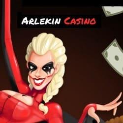 Arlekin Casino bonus image