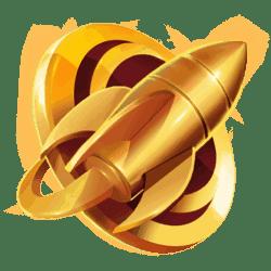 RocketPlay game logo 2
