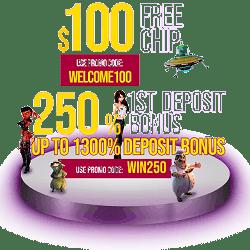 Hallmark Casino new image bonus