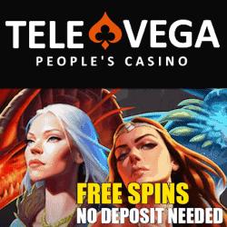 Tele Vega Free Spins