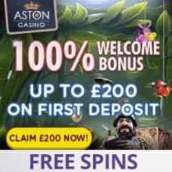 Aston Casino Review: 1/10. Closed!