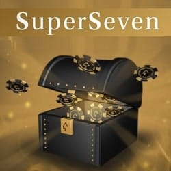 SuperSeven Casino Bonus Gift banner